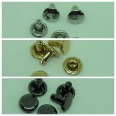 7mm Double Cap Rivets - NEW