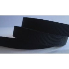 16mm Solid Grosgrain
