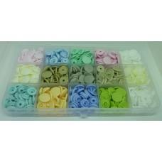 KAM Snaps Size 20 - Selection Boxes 15 Colours