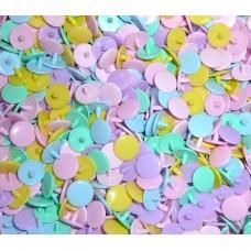 KAM Snaps Pastel Mix - Size 16
