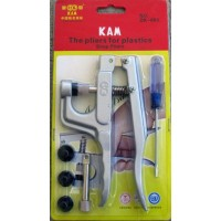 Multi Size KAM HG Resin Snap Pliers